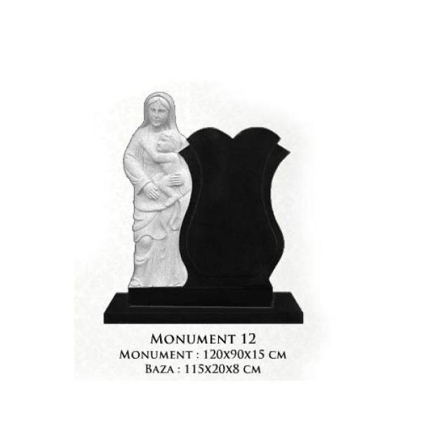 Monument funerar 12