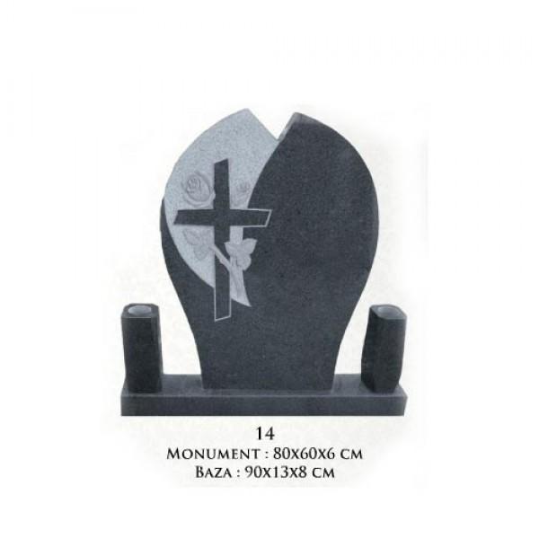 Monument Funerar tip 14