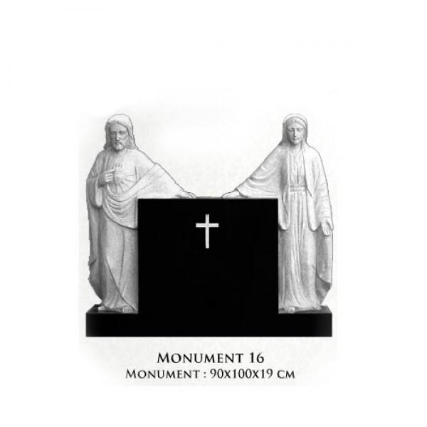 Monument Funerar tip 16