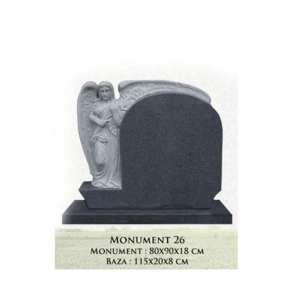 Monument Funerar tip 26